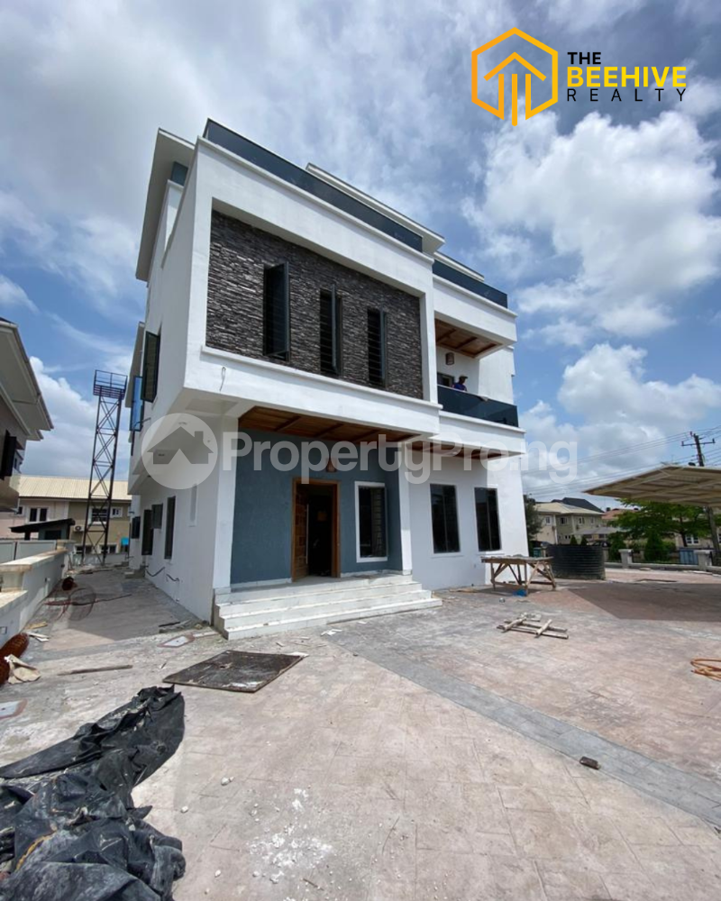 5 bedroom Detached Duplex House for sale Lekki County Homes Osapa london Lekki Lagos - 0
