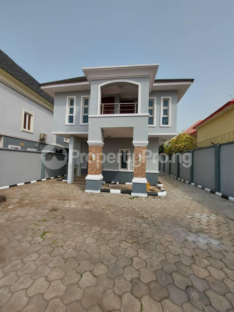 5 bedroom Detached Duplex House for rent Magodo gra phase 2 estate near shangisha Magodo GRA Phase 2 Kosofe/Ikosi Lagos - 1