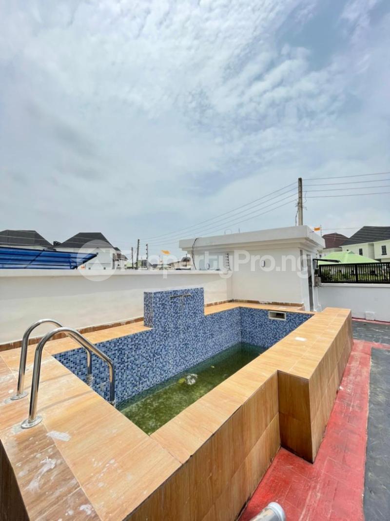 5 bedroom Detached Duplex for rent Thomas Estate Ajah Lagos - 2