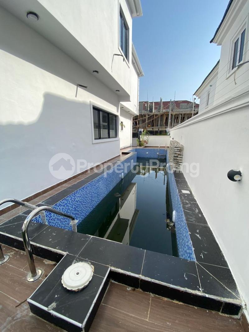 5 bedroom Detached Duplex House for sale Idado Estate Idado Lekki Lagos - 1