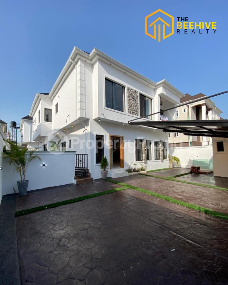 5 bedroom Detached Duplex House for sale Idado Estate Idado Lekki Lagos - 0