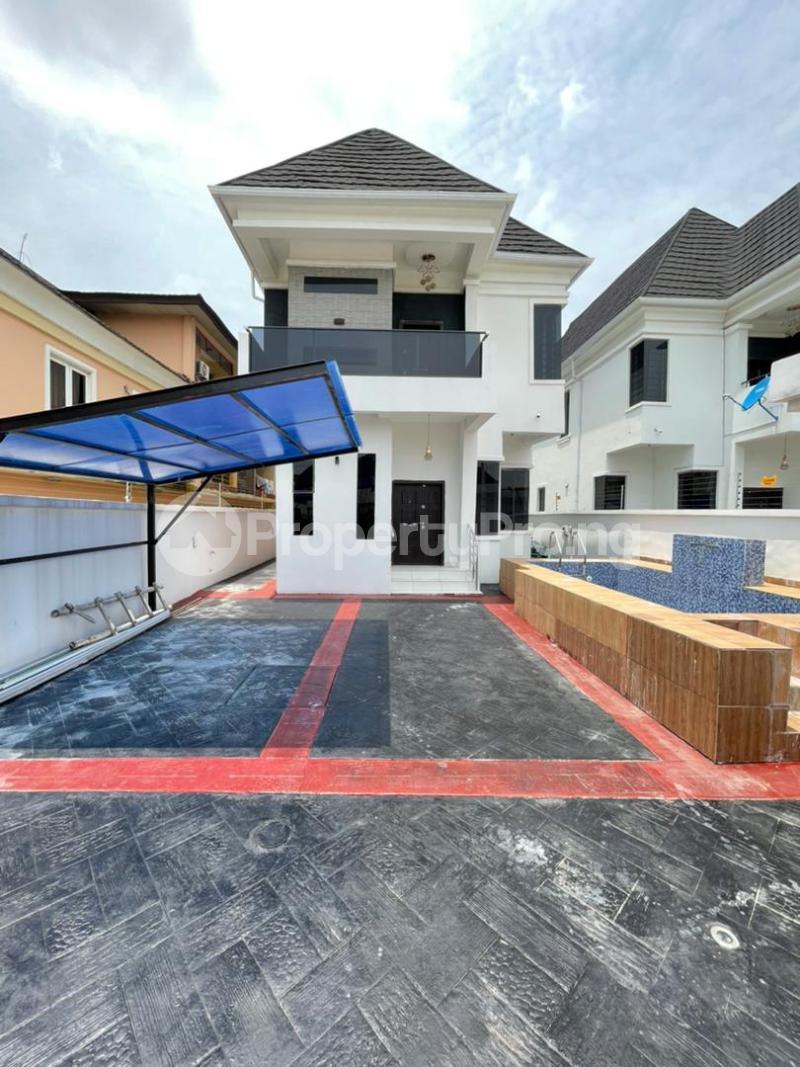 5 bedroom Detached Duplex for rent Thomas Estate Ajah Lagos - 9