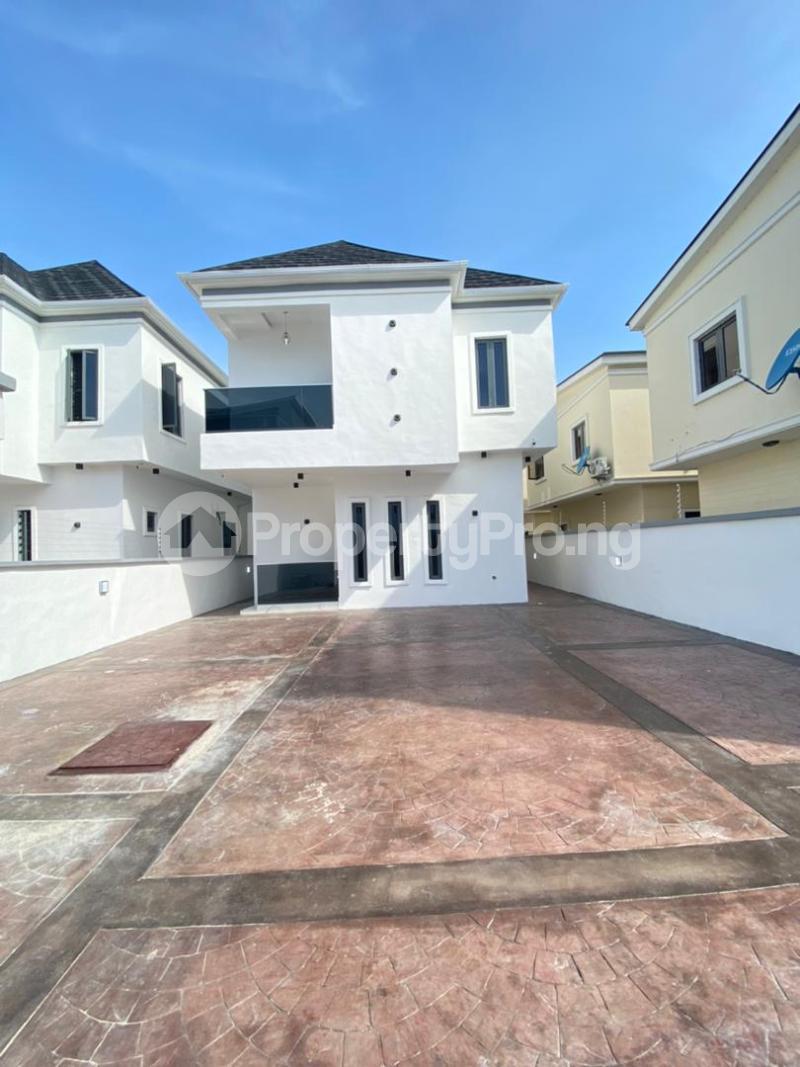 5 bedroom Detached Duplex House for rent Ikate Lekki Lagos - 0