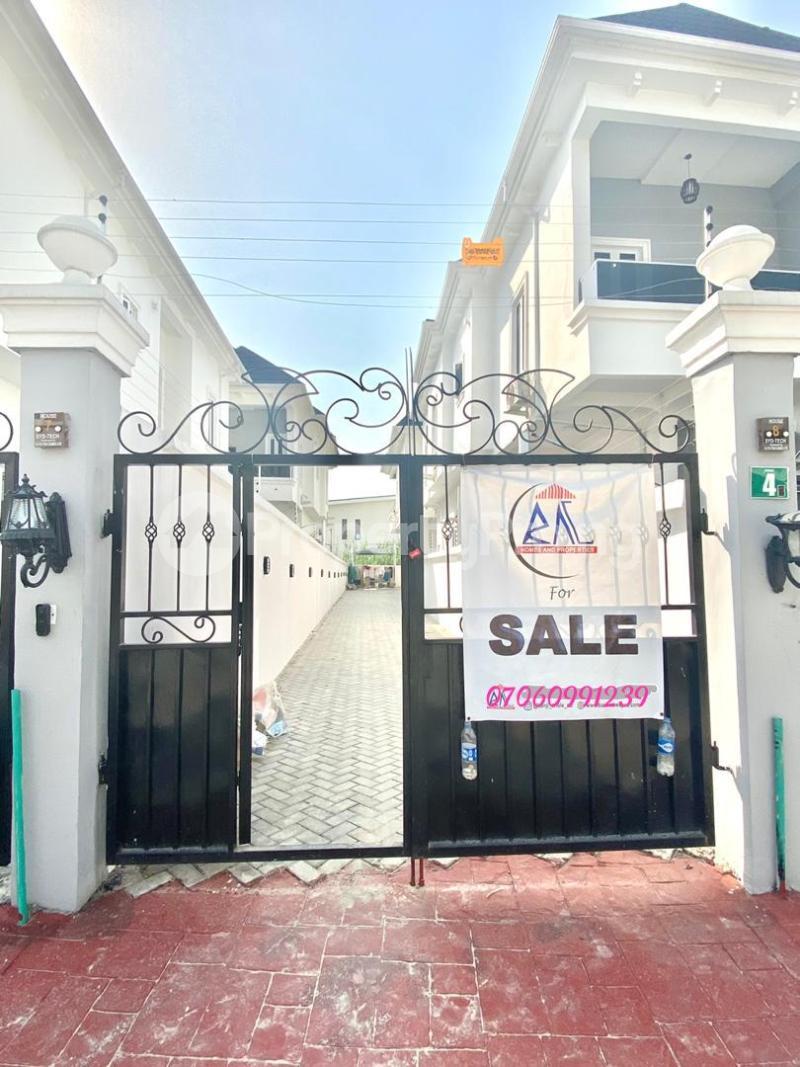 5 bedroom Flat / Apartment for sale Chevron Drive chevron Lekki Lagos - 0
