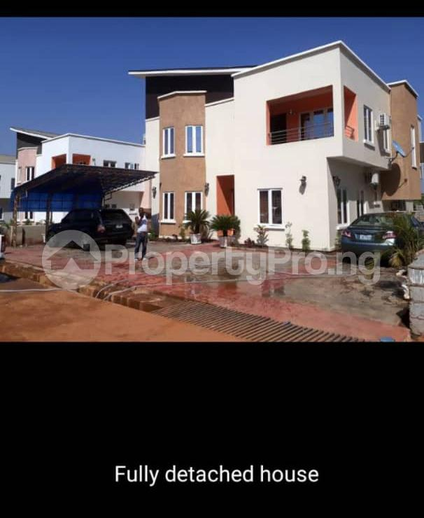 Detached Duplex House for sale Katampe  Katampe Main Abuja - 0