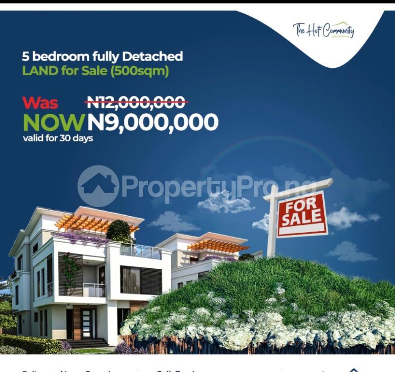 5 bedroom Detached Duplex House for sale idu new layout Idu Abuja - 1