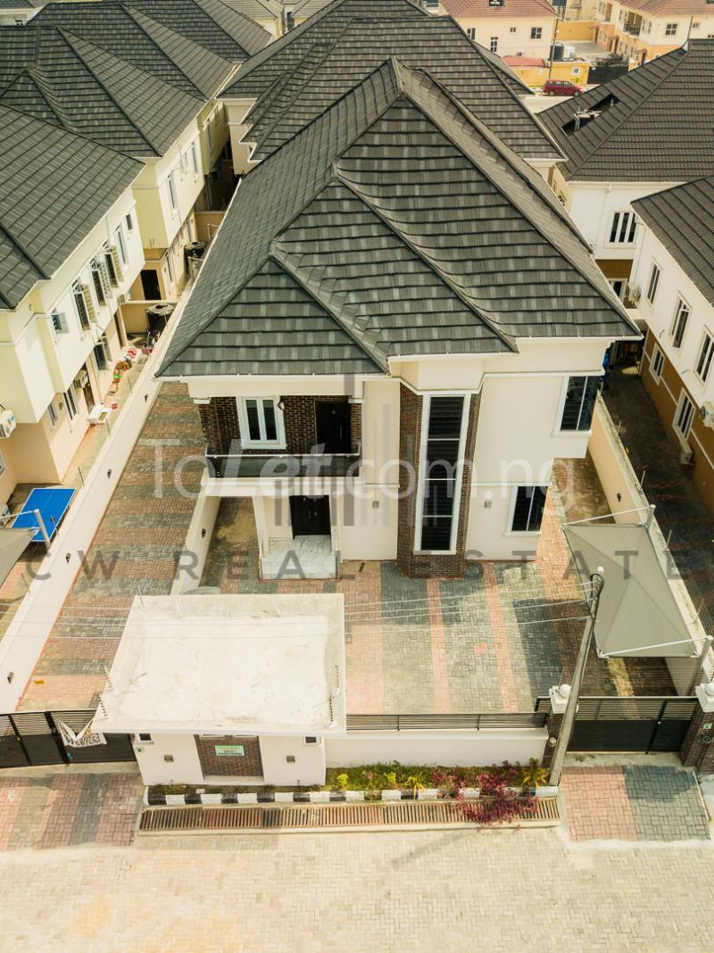 5 bedroom House for sale Idado Osapa london Lekki Lagos - 0