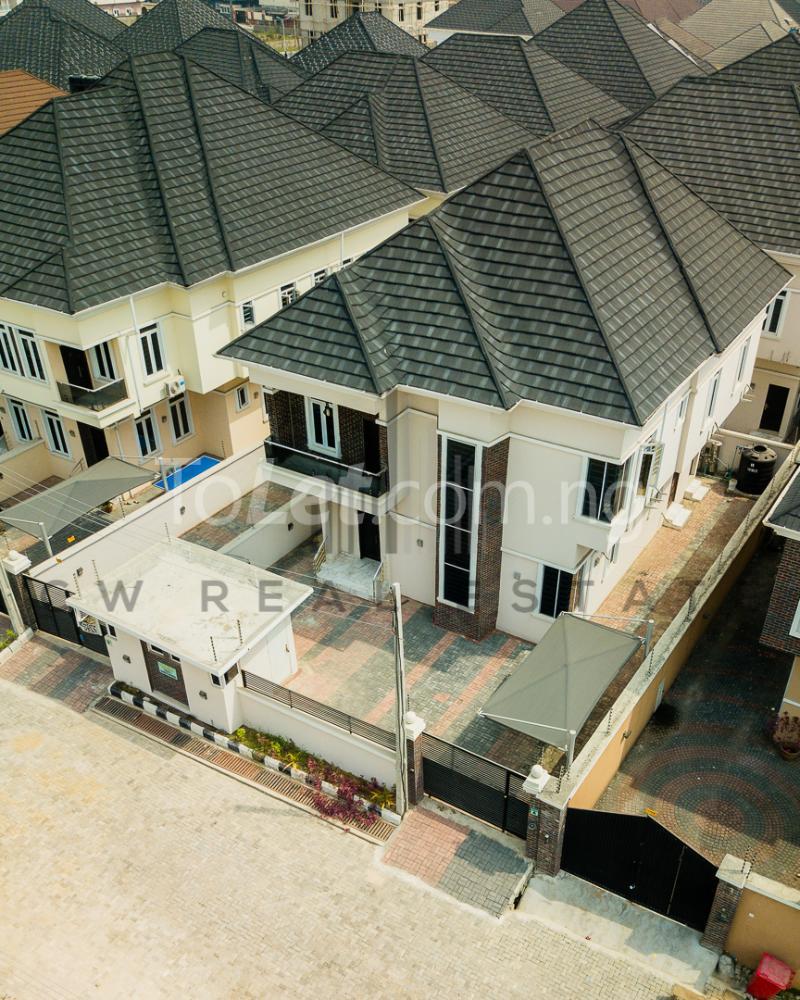 5 bedroom House for sale Idado Osapa london Lekki Lagos - 1