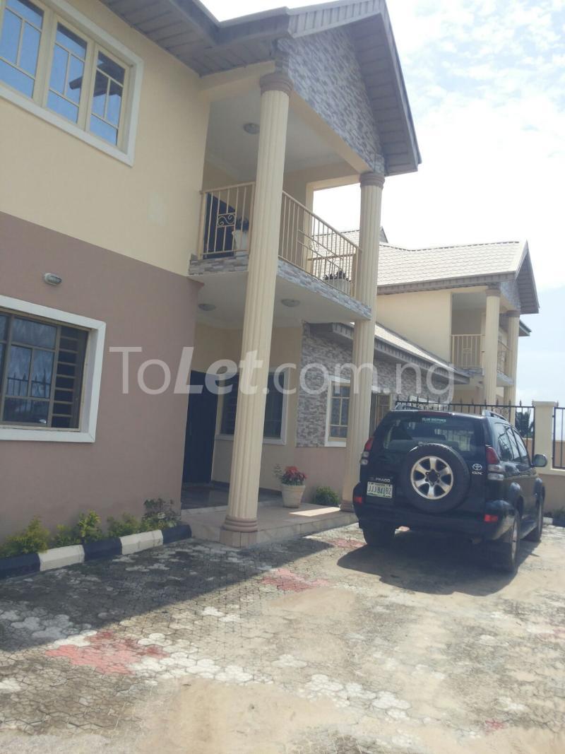 5 bedroom House for rent Eden Garden Estate Eden garden Estate Ajah Lagos - 5