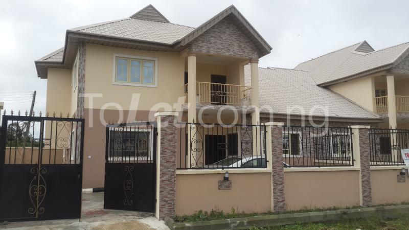 5 bedroom House for rent Eden Garden Estate Eden garden Estate Ajah Lagos - 3