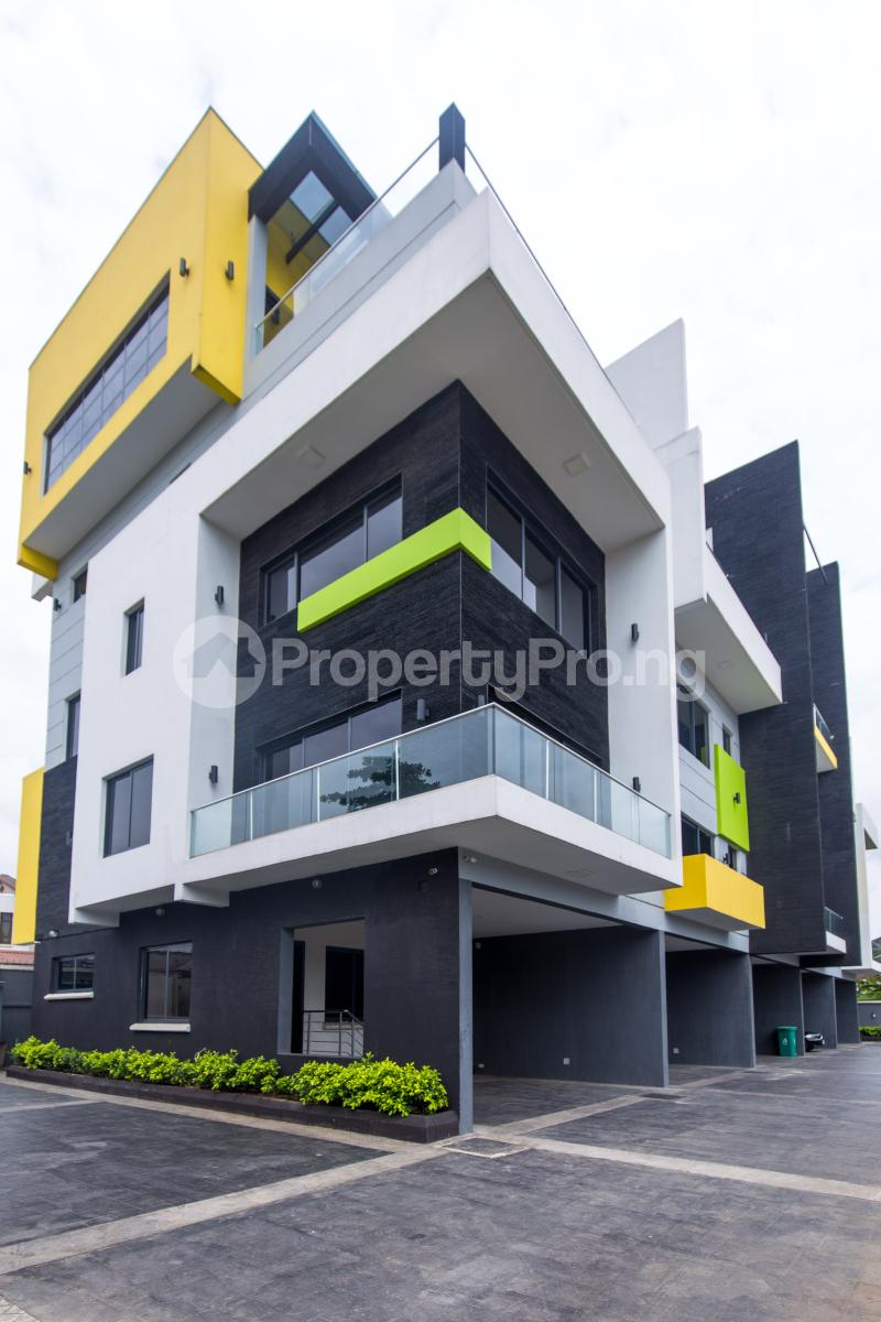 5 bedroom Terraced Duplex House for sale Ilabere Avenue Ikoyi Ikoyi Lagos - 0