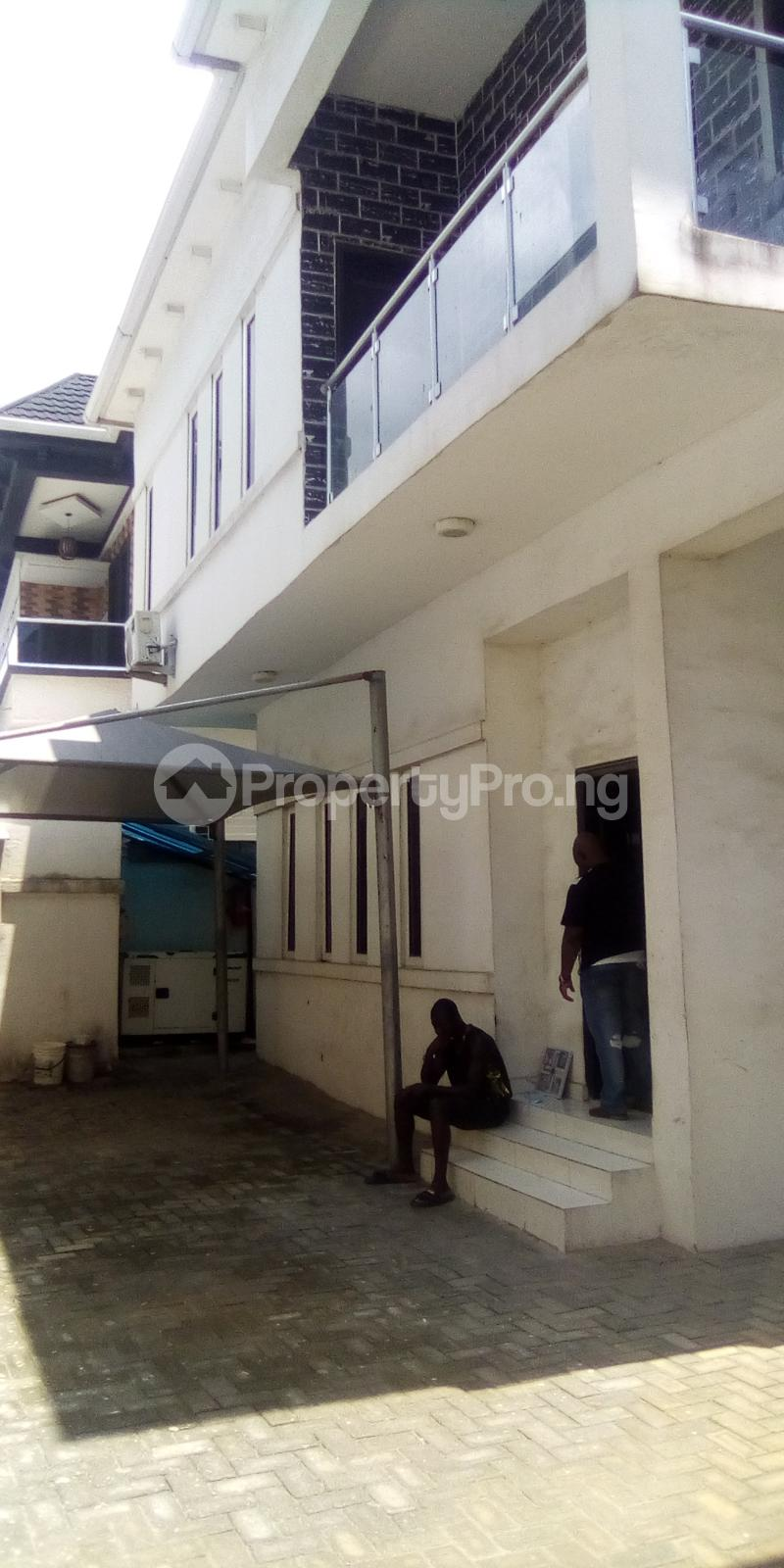 5 bedroom Detached Duplex House for rent 5 bedroom detached house on amjor commercial axis of Chevy View estate by Chevron,lekki. chevron Lekki Lagos - 0