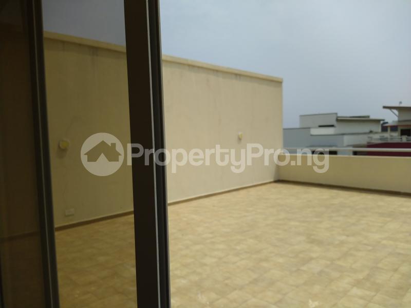 5 bedroom Semi Detached Duplex House for sale New Road Lekki Lagos Ikate Lekki Lagos - 27