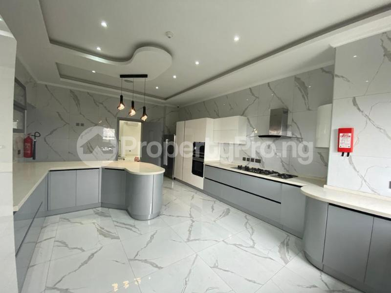 5 bedroom Massionette House for rent Victoria Island Lagos - 13