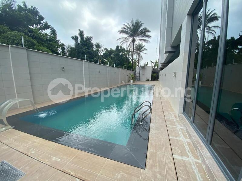 5 bedroom Massionette House for rent Victoria Island Lagos - 3