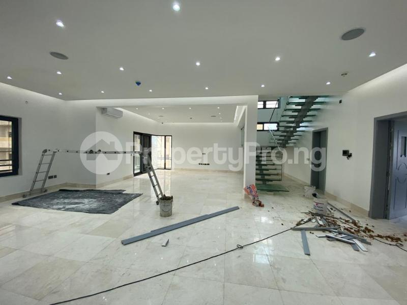 5 bedroom Massionette House for rent Victoria Island Lagos - 2