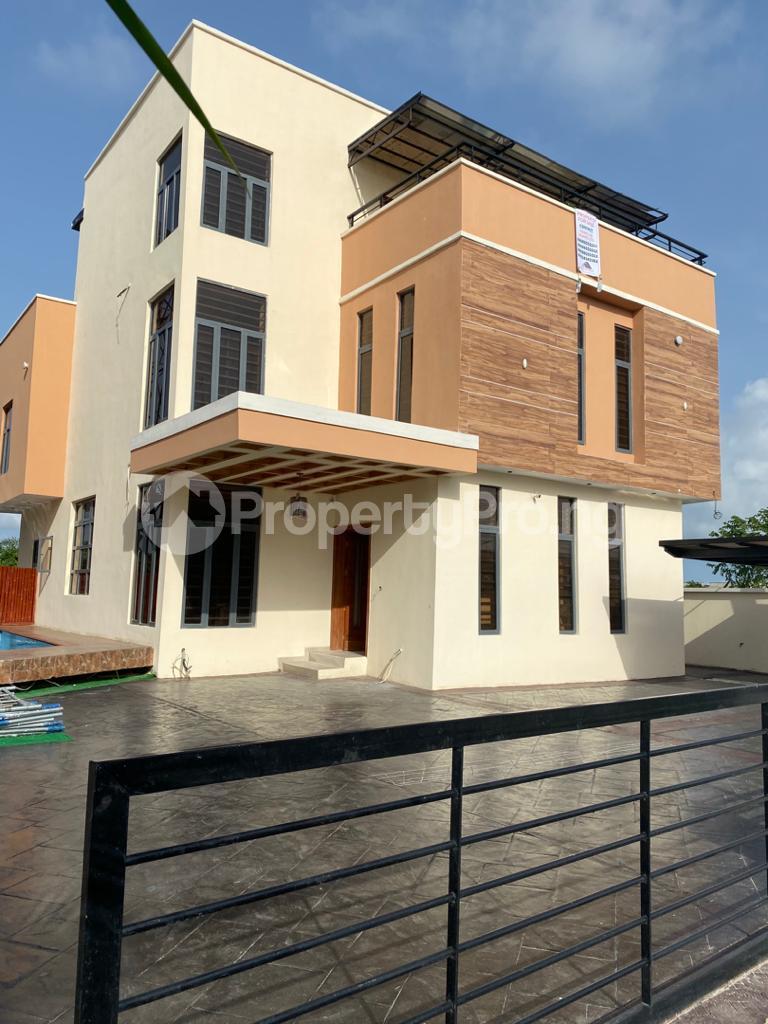 5 bedroom House for sale Megamound Estate, Lekki County. Lekki Epe Expressway. Epe Road Epe Lagos - 1
