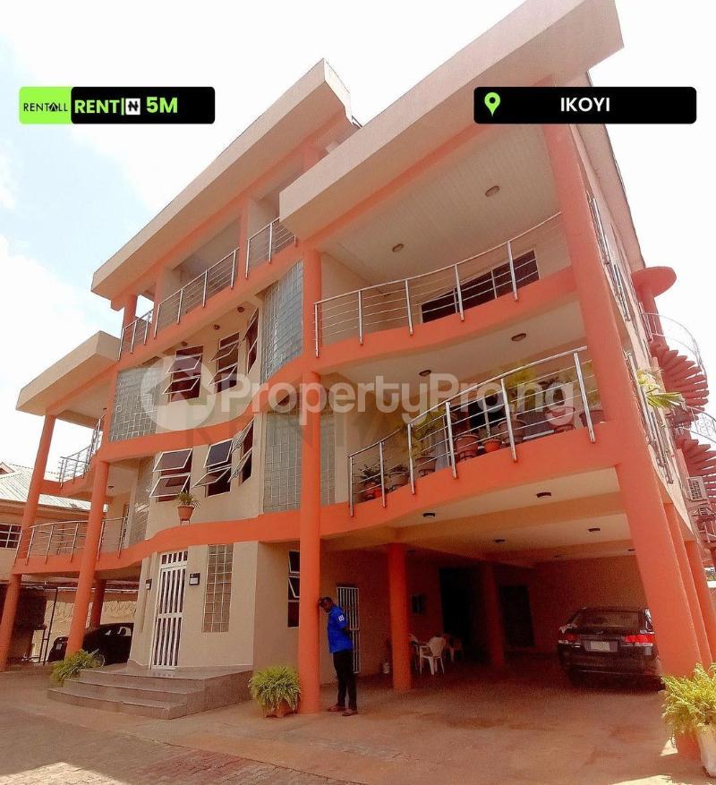 5 bedroom Blocks of Flats House for rent - Ikoyi Lagos - 2