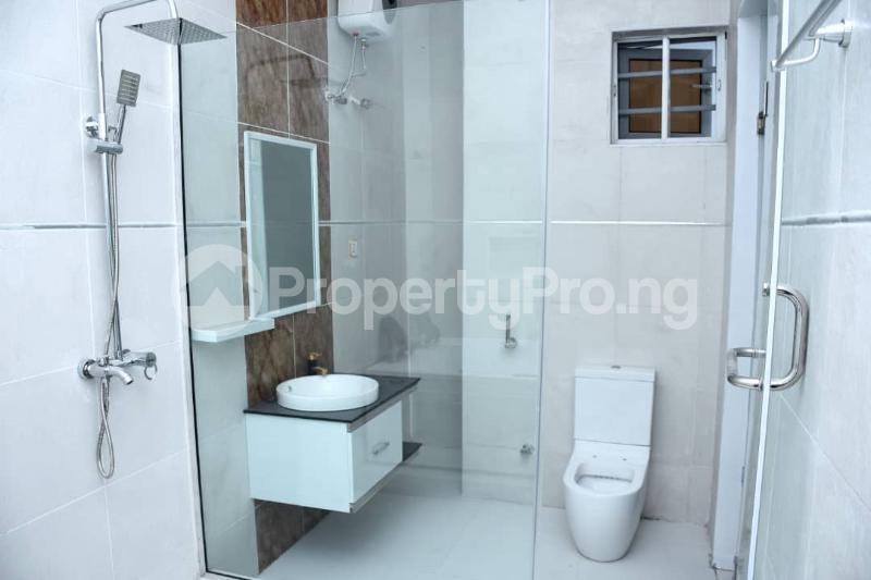 5 bedroom Semi Detached Duplex House for sale Osapa London  Osapa london Lekki Lagos - 2