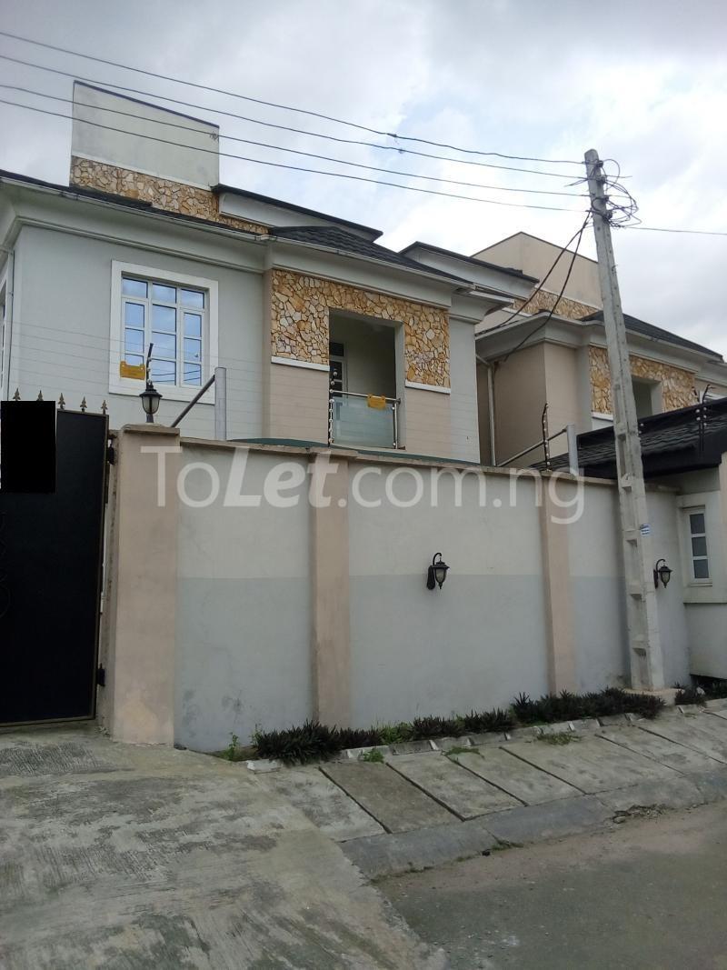 House for sale Harmony Enclave Estate Adeniyi Jones Ikeja Lagos - 5