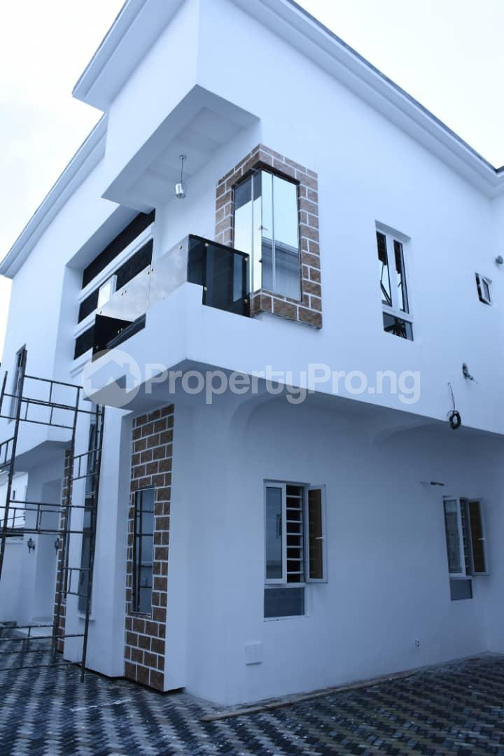 5 bedroom Semi Detached Duplex House for sale Osapa London  Osapa london Lekki Lagos - 10