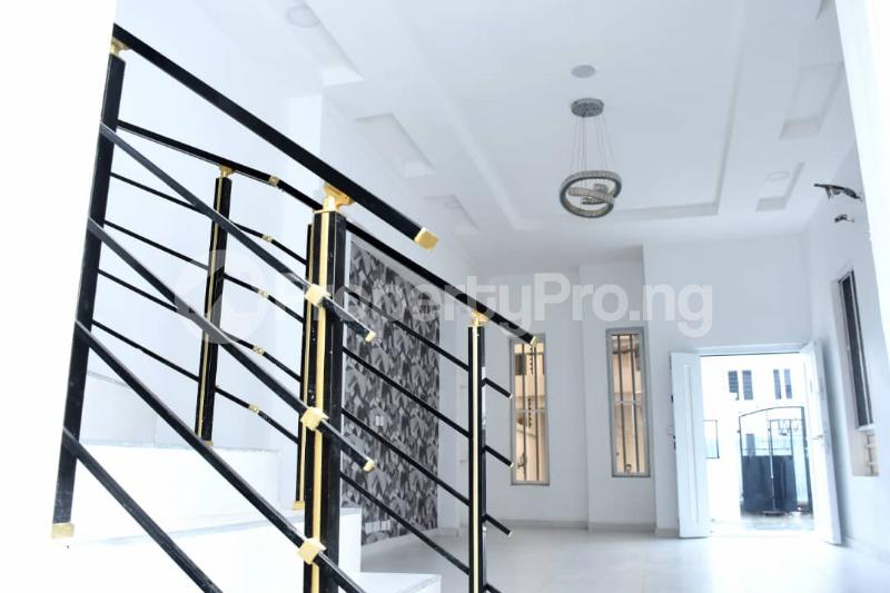 5 bedroom Semi Detached Duplex House for sale Osapa London  Osapa london Lekki Lagos - 5