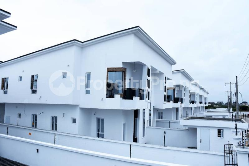 5 bedroom Semi Detached Duplex House for sale Osapa London  Osapa london Lekki Lagos - 11