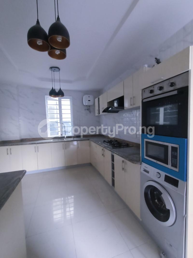 5 bedroom Semi Detached Duplex for sale Lekki Lagos - 4