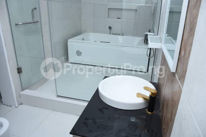 5 bedroom Semi Detached Duplex House for sale Osapa London  Osapa london Lekki Lagos - 1