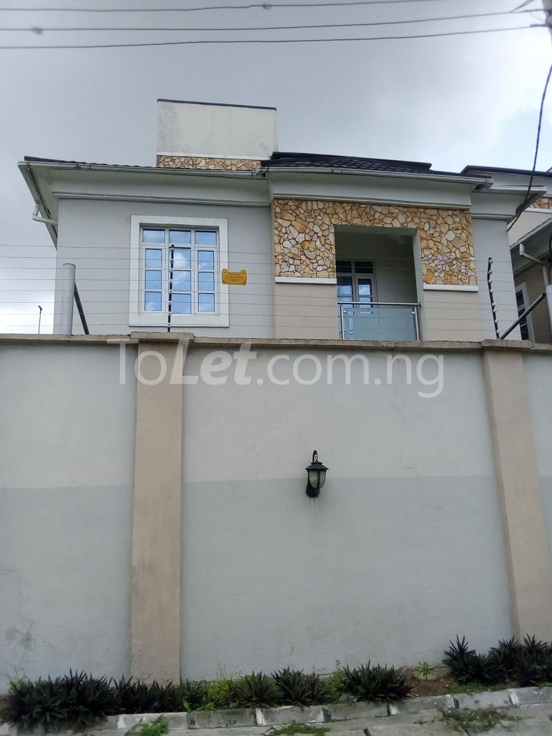 House for sale Harmony Enclave Estate Adeniyi Jones Ikeja Lagos - 0