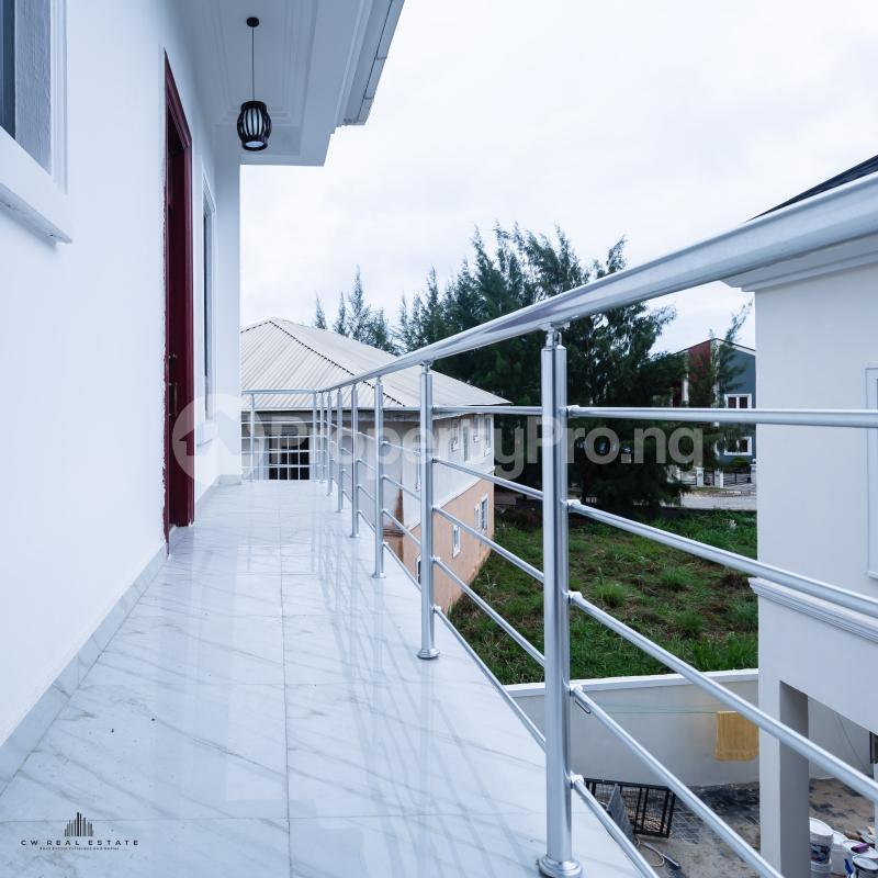5 bedroom Semi Detached Duplex House for sale Megamound Lekki County Homes, Lekki, Lagos  Ikota Lekki Lagos - 1