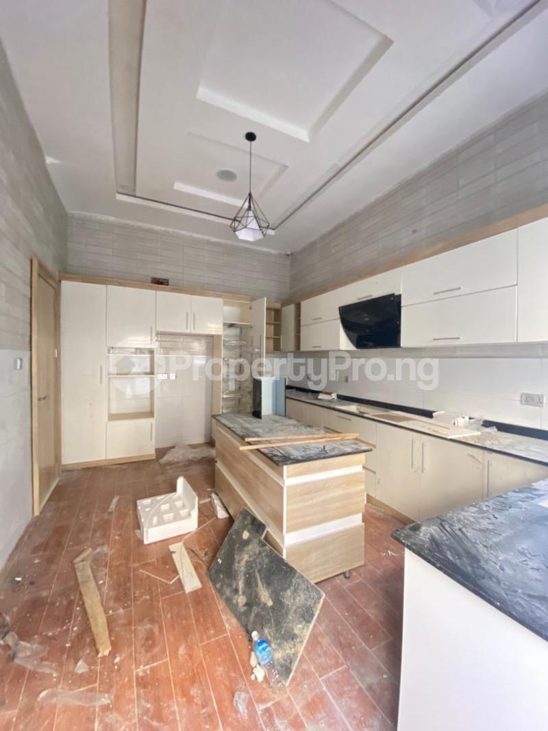 5 bedroom Semi Detached Duplex House for sale Osapa london Lekki Lagos - 5