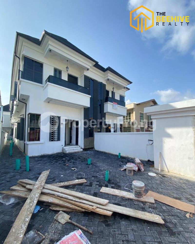 5 bedroom Semi Detached Duplex House for sale Osapa london Lekki Lagos - 0