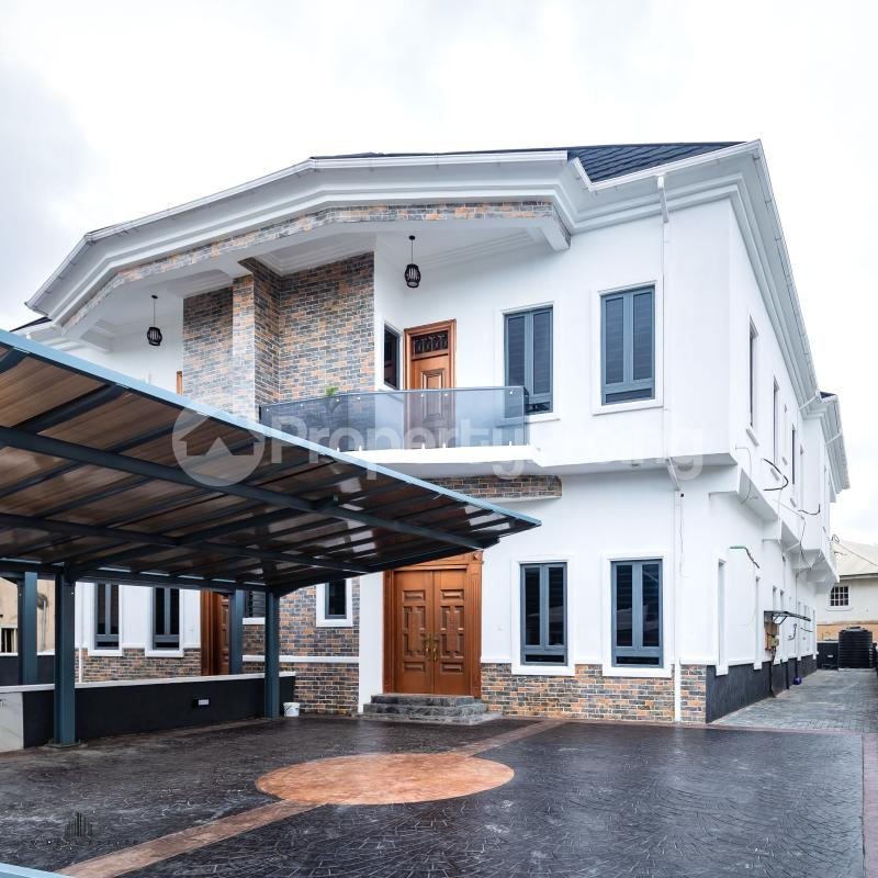 5 bedroom Semi Detached Duplex House for sale Megamound Lekki County Homes, Lekki, Lagos  Ikota Lekki Lagos - 0
