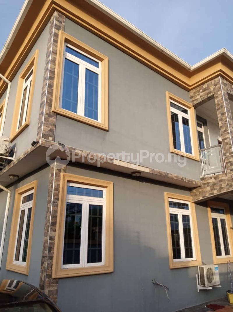 Semi Detached Duplex House for sale Omole phase 2 Ojodu Lagos - 1