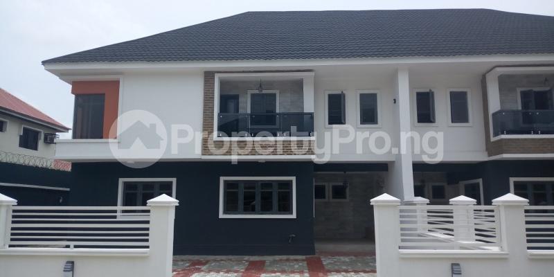 5 bedroom Semi Detached Duplex House for sale Lekki Lagos - 1