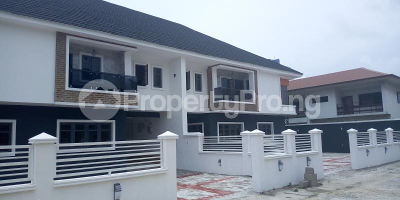 5 bedroom Semi Detached Duplex House for sale Lekki Lagos - 2