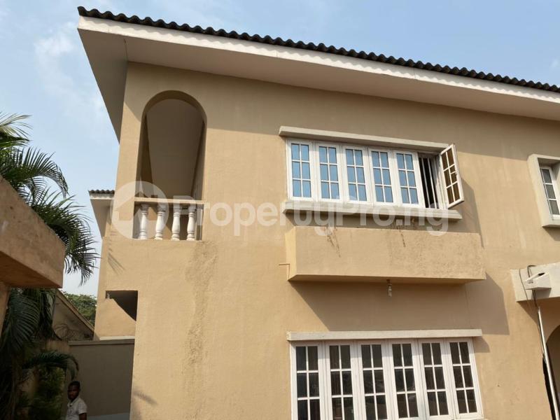 5 bedroom Detached Duplex for rent Shonibare Estate Mobolaji Bank Anthony Way Ikeja Lagos - 13