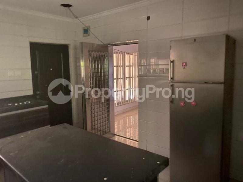5 bedroom Detached Duplex for rent Shonibare Estate Mobolaji Bank Anthony Way Ikeja Lagos - 19