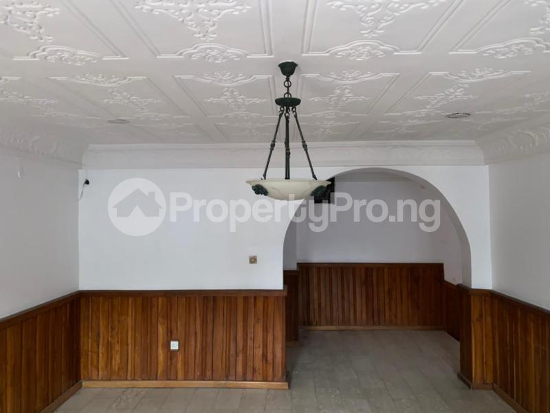 5 bedroom Detached Duplex for rent Shonibare Estate Mobolaji Bank Anthony Way Ikeja Lagos - 11