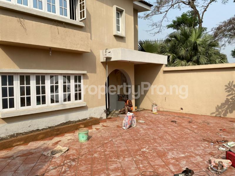 5 bedroom Detached Duplex for rent Shonibare Estate Mobolaji Bank Anthony Way Ikeja Lagos - 31