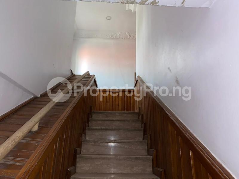 5 bedroom Detached Duplex for rent Shonibare Estate Mobolaji Bank Anthony Way Ikeja Lagos - 24