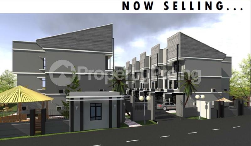 5 bedroom Terraced Duplex House for sale Taheel Estate, Diplomatic Zone Katampe Ext Abuja - 2