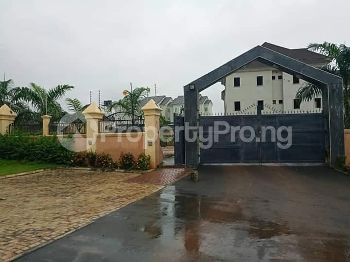 Terraced Duplex House for sale PTECH Estate, close to Life Camp Police Station.  Life Camp Abuja - 2
