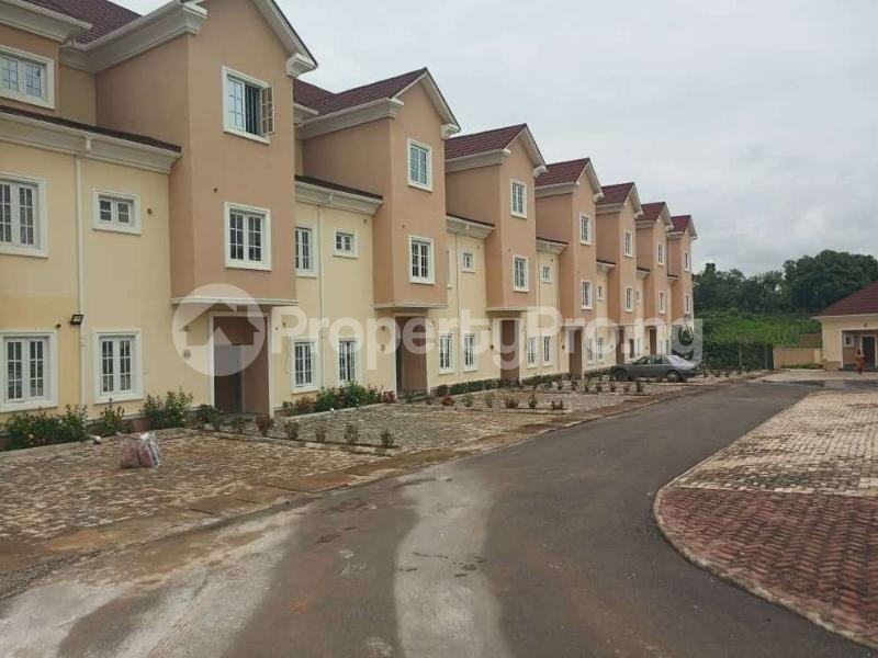 5 bedroom Terraced Duplex House for sale Close to Life Camp Police Station.  Life Camp Abuja - 4