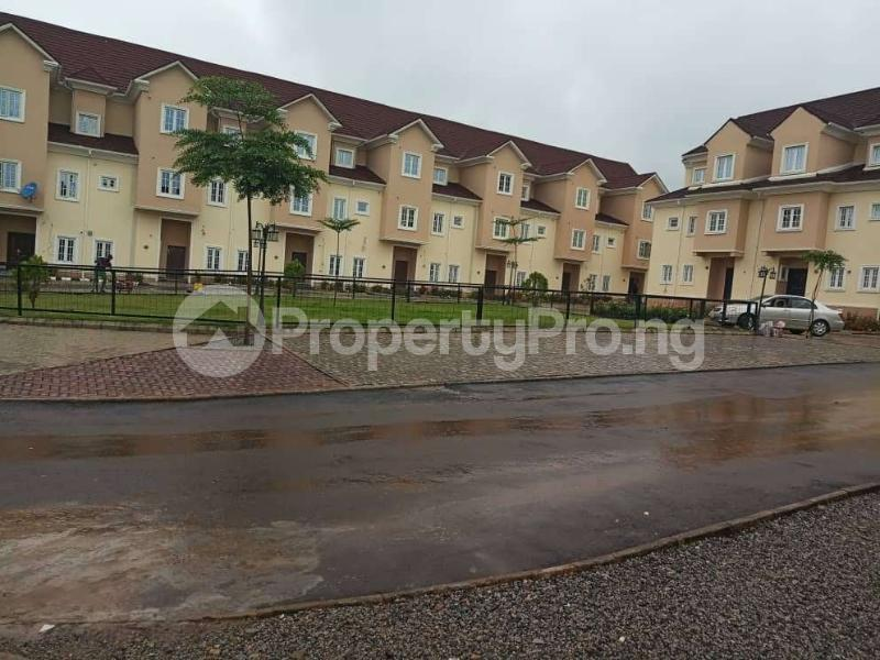 5 bedroom Terraced Duplex House for sale Close to Life Camp Police Station.  Life Camp Abuja - 6