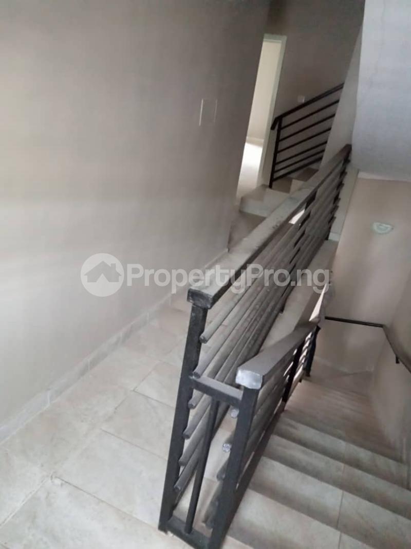 5 bedroom Terraced Duplex House for rent Paradise Estate chevron Lekki Lagos - 26