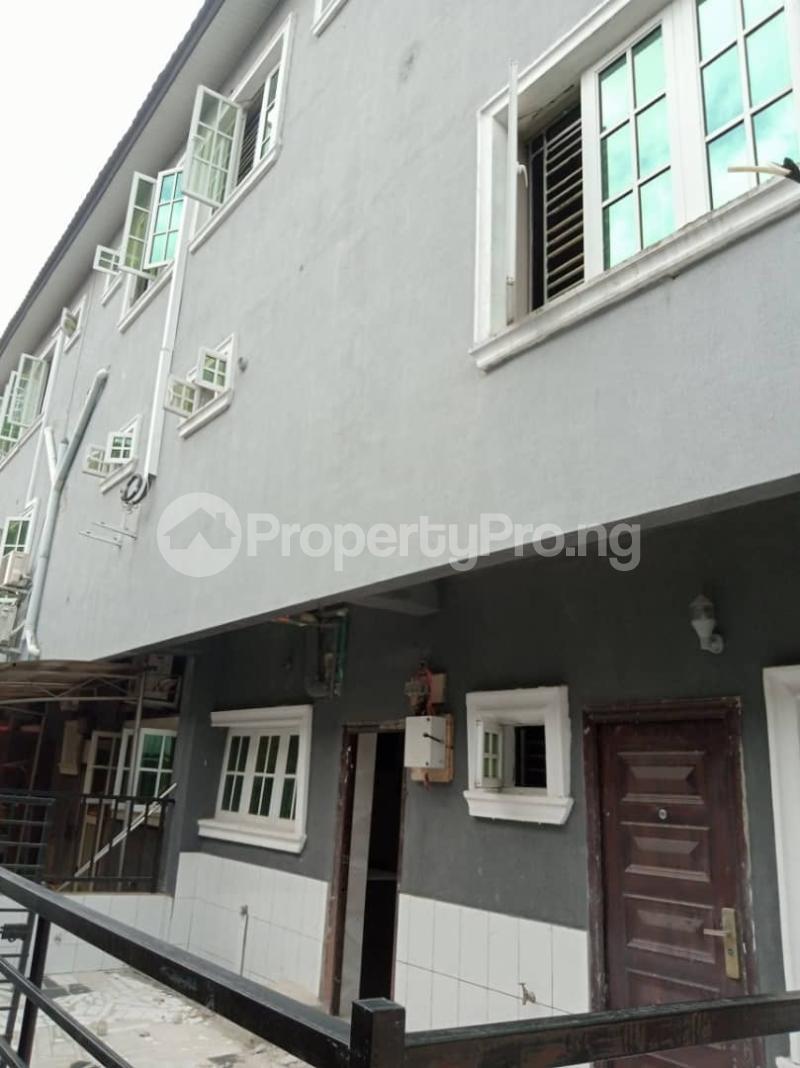 5 bedroom Terraced Duplex House for rent Paradise Estate chevron Lekki Lagos - 23