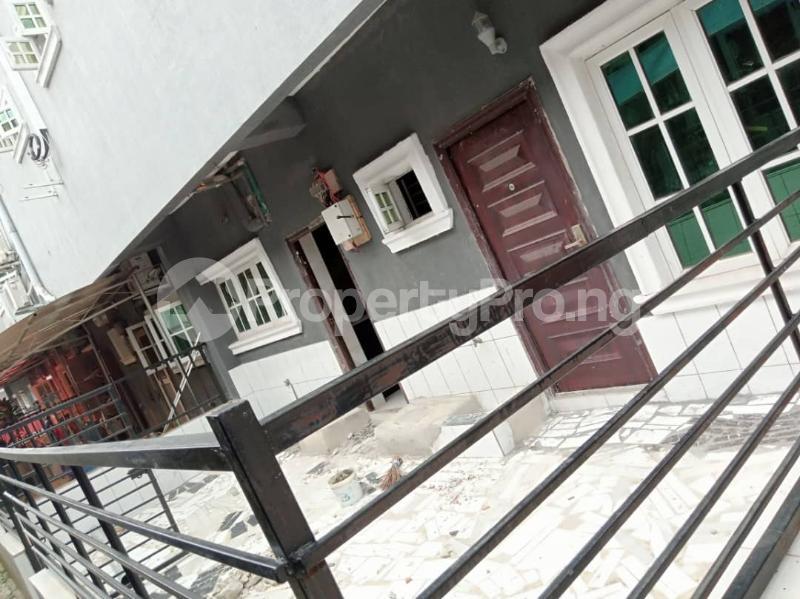 5 bedroom Terraced Duplex House for rent Paradise Estate chevron Lekki Lagos - 17