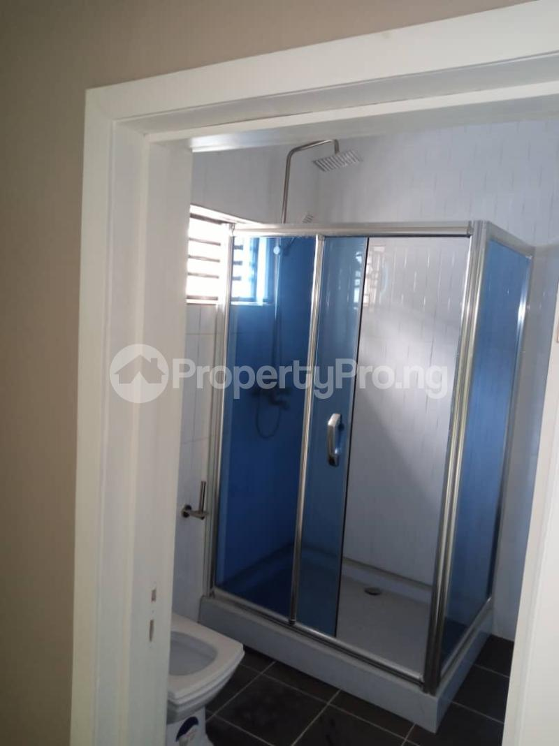 5 bedroom Terraced Duplex House for rent Paradise Estate chevron Lekki Lagos - 5